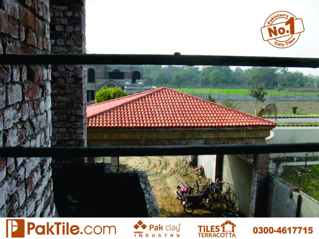 Pak clay buy cheap shingles khaprail roofing heat insulation cool red tiles colors terracotta products suppliers factory showroom images in lahore karachi quetta kpk faisalabad