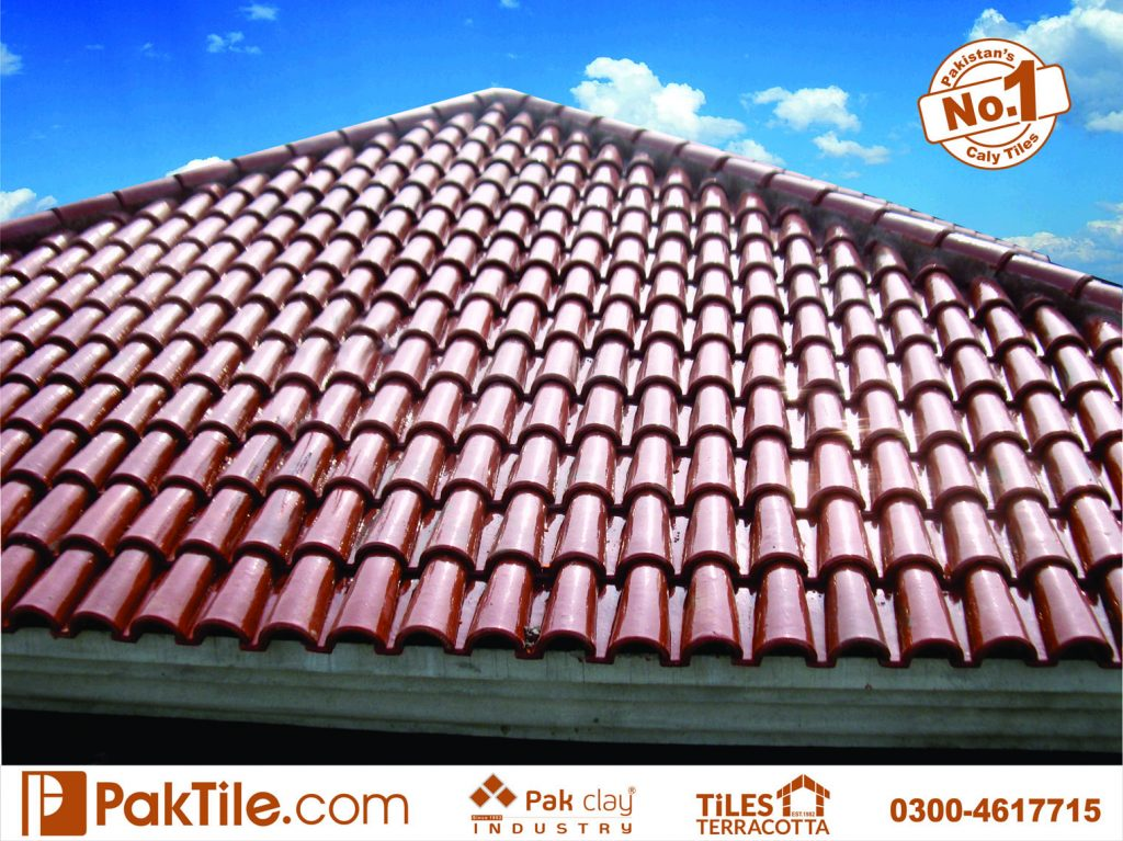 Pak clay cheap tiles design high gloss spanish shingle khaprail options roof repair is glazed or unglazed manufacturers company images lahore karachi islamabad gujranwala