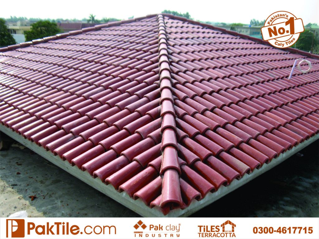 Pak clay types of best popular place to buy courtyard digital inkjet 3d liquid vinyl foam roof insulation shingles glazed shiny high gloos spanish tiles variety images lahore