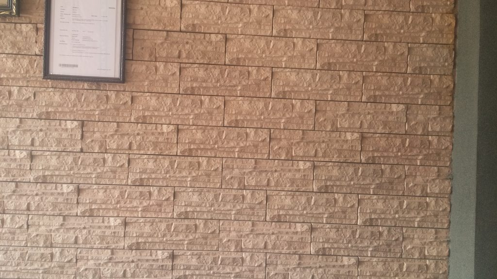 Chakwal Stone Tiles Factory Store Price in Pakistan Contemporary Modern Traditional Living Room concrete stone look wall face tiles lahore images