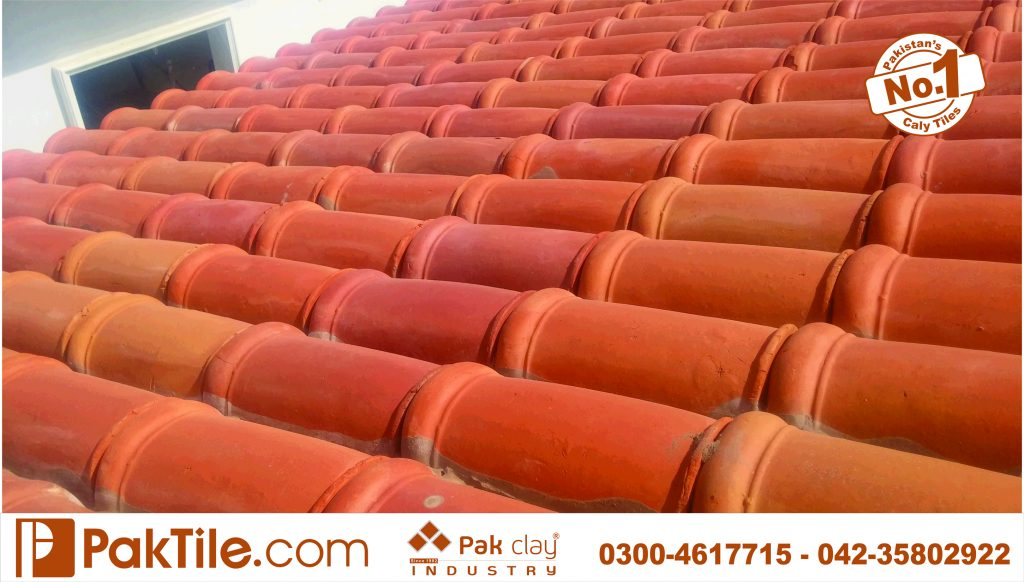 Color full range roofing materials pictures sialkot pak clay best terracotta bricks glazed roof khaprail tiles manufacturer and supplier price rates house design images photos in lahore pakistan