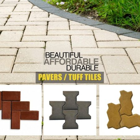 Tuff Pavers Tiles in Pakistan