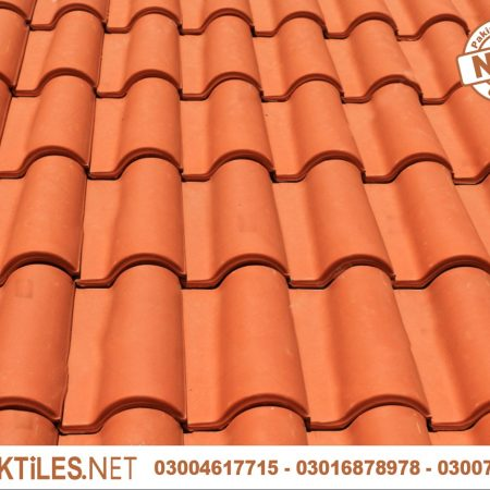 Clay Roof Tiles in Pakistan