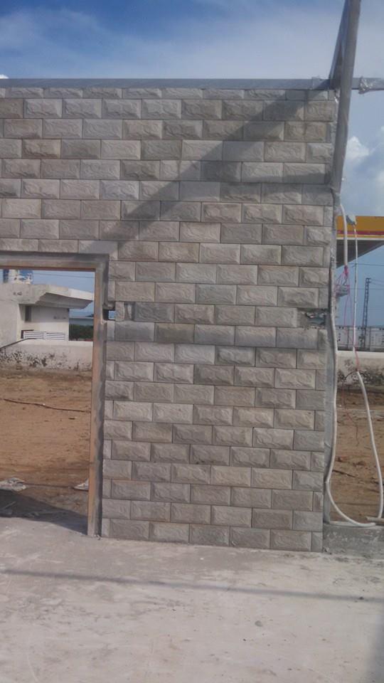 Concrete Front Elevation Tiles Price in Pakistan (1)
