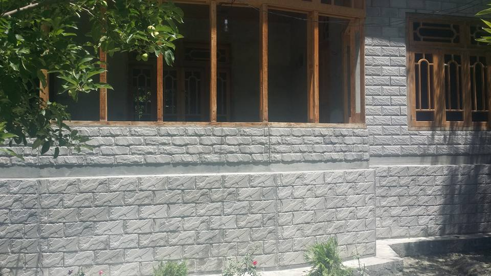 Outdoor Front Elevation Cement Tiles Price in Pakistan