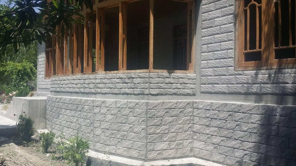 Pak Tile Front Elevation Cement Tiles Designs in Pakistan