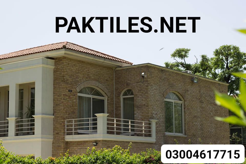 Pak Tile yellow bricks exterior wall tile cladding pictures in pakistan