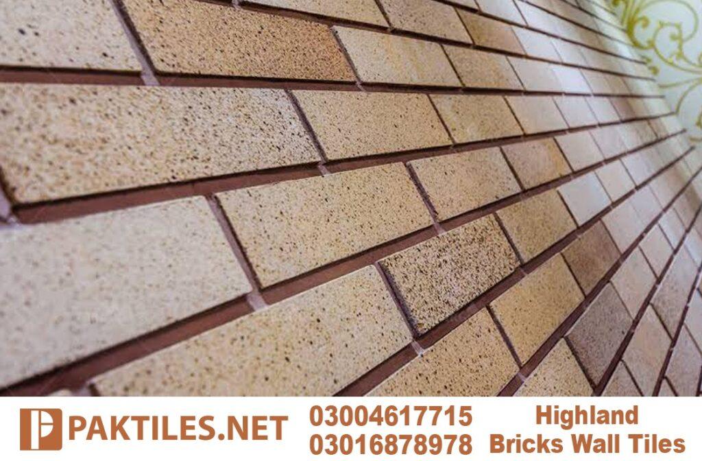 12 Yellow fire brick indoor facade tiles in rawalpindi pakistan