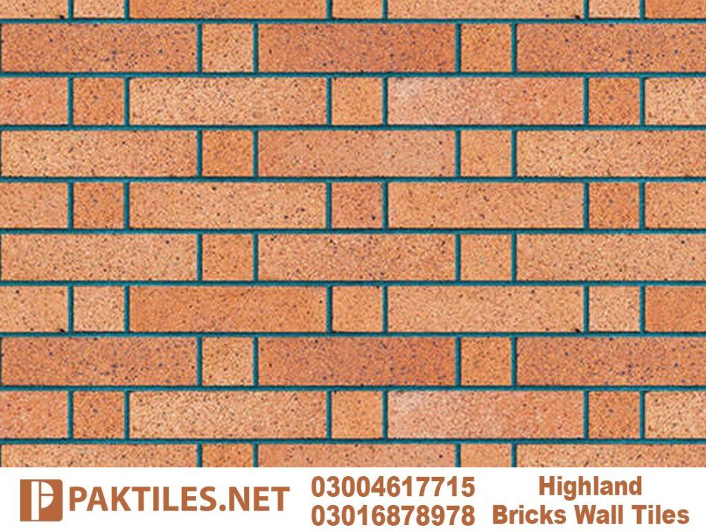2 Yellow gutka fire brick wall tiles