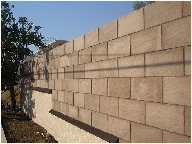 22 Chakwal stone exterior front wall tiles in pakistan