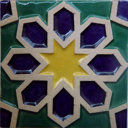 24 Multi Colors Ceramic Mosaic Wall Multani Tiles in Lahore Pakistan