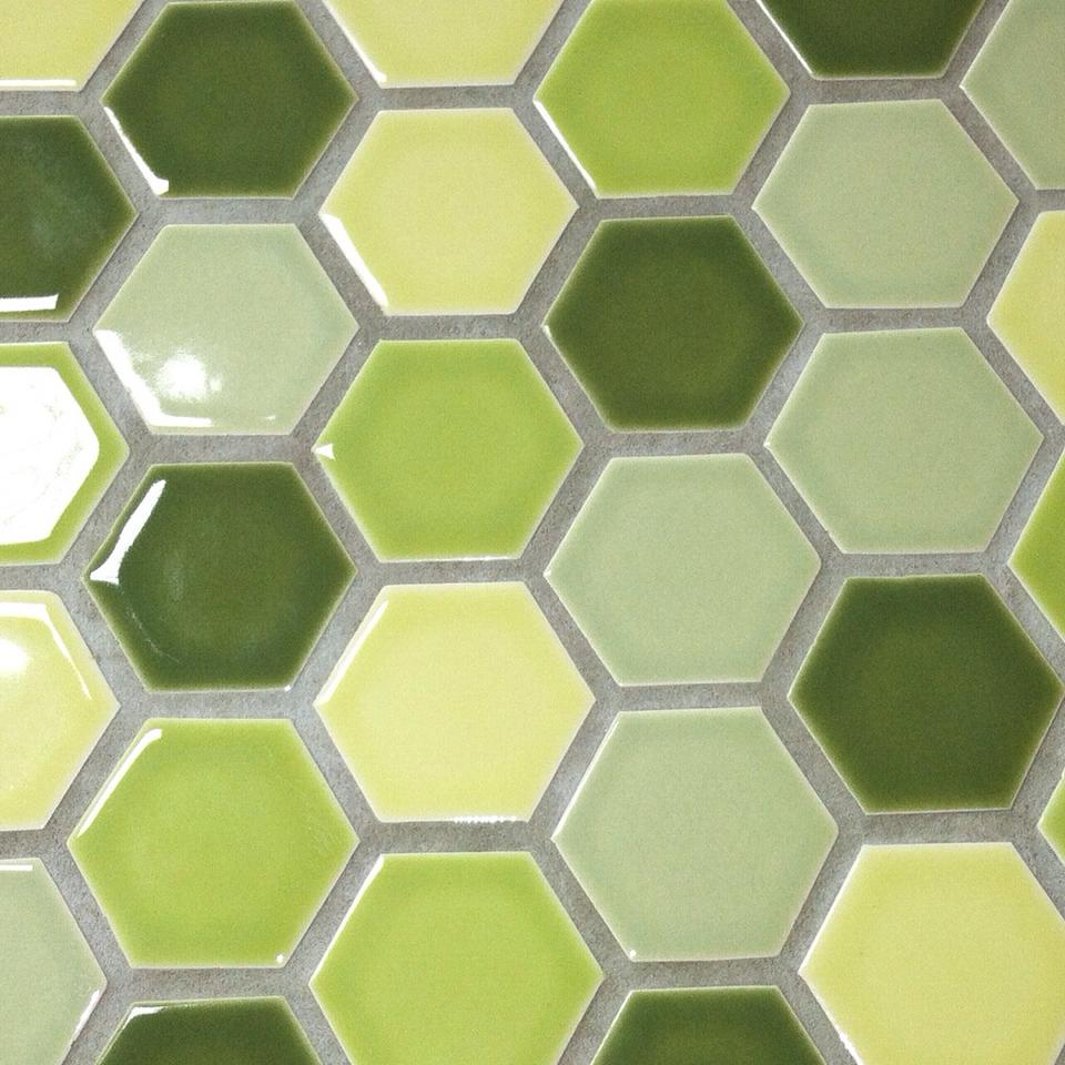 5 Green Glazed Bathroom Floor Tiles Price in Pakistan