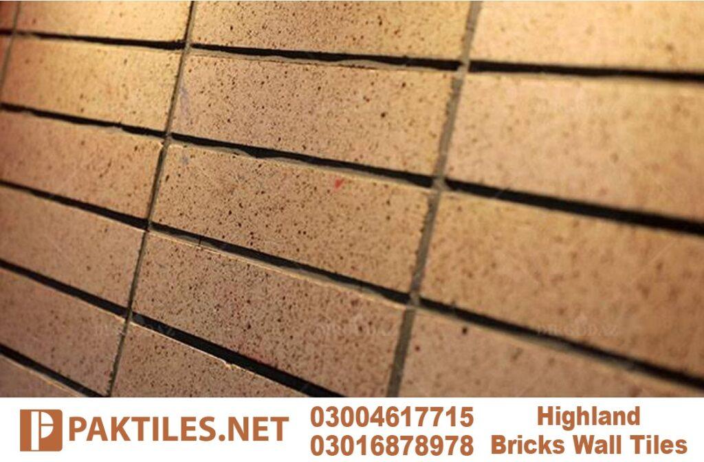 5 Yellow gutka brick interior wall tiles in islamabad