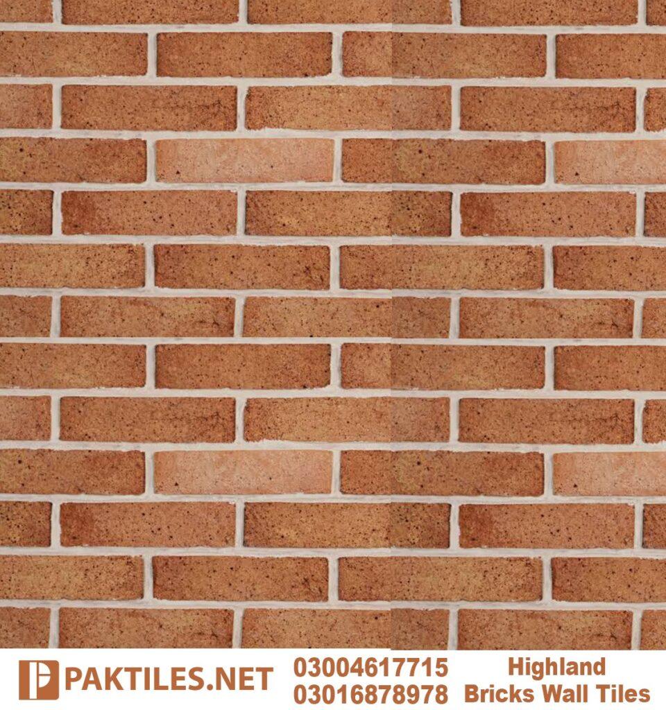 7 Yellow brick wall tiles for exterior