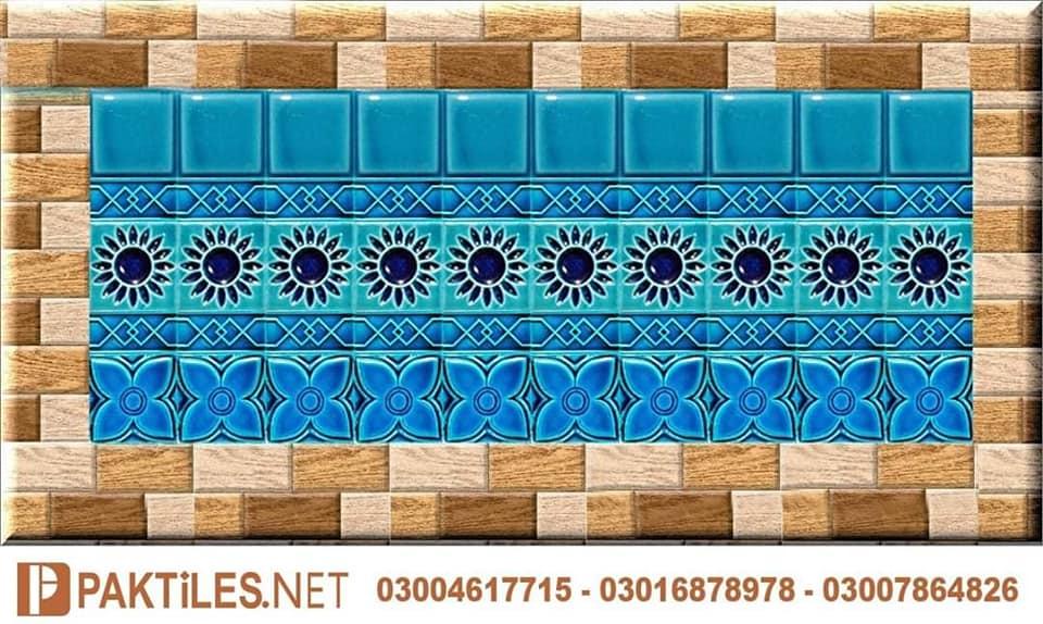 06 Mosaic Multani Tiles Price Blue Pottery Ceramic Art Pakistan