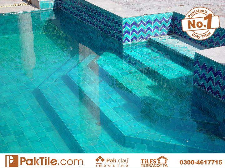 2 Handmade Swimming Pool Porcelain Tiles Price in Pakistan