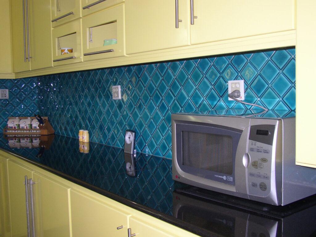 34 Ceramic Mosaic Multani Kitchen Backsplash Wall Tiles in Pakistan