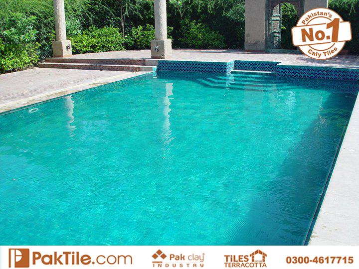 4 Handmade Swimming Pool Porcelain Tiles Price in Pakistan