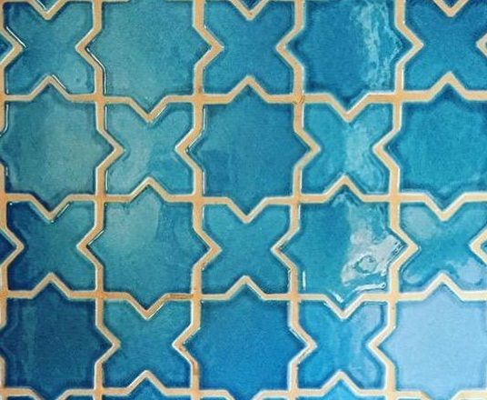 Swimming Pool Kitchen Wall Multani Tiles Design in Lahore Pakistan