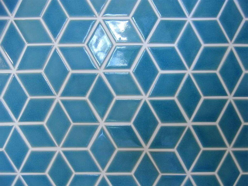 Swimming Pool Mosaic Wall multani tiles in pakistan
