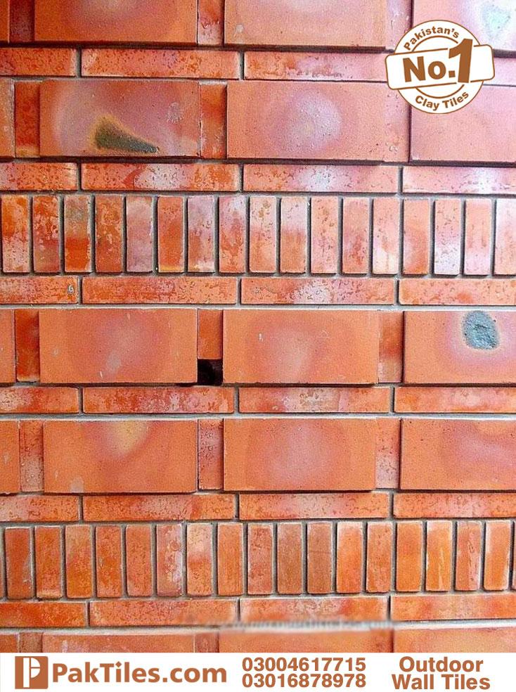 Outdoor terracotta wall tiles in pakistan
