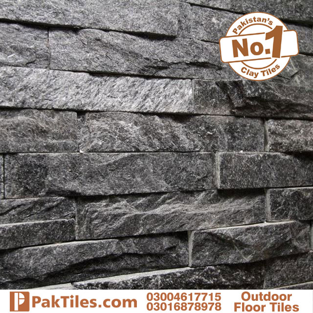 outdoor front elevation stone tiles