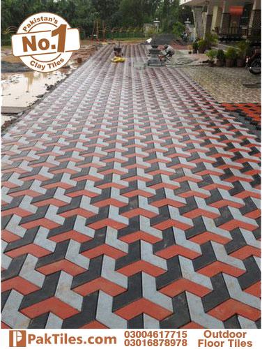 outdoor floor tiles price list