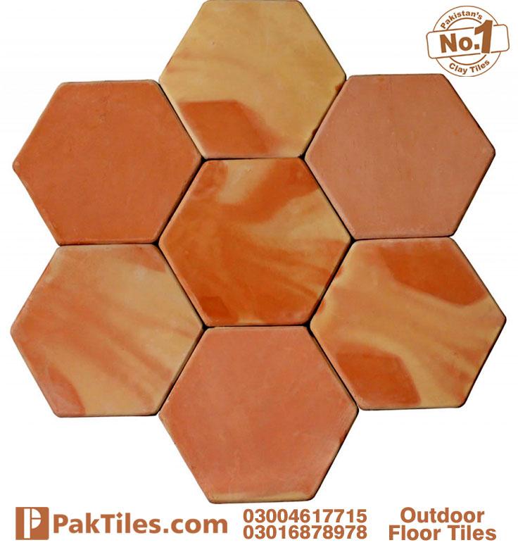 Outdoor floor tiles in lahore