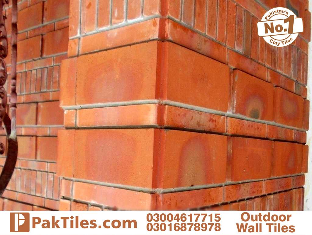 Outdoor brick wall tiles in pakistan