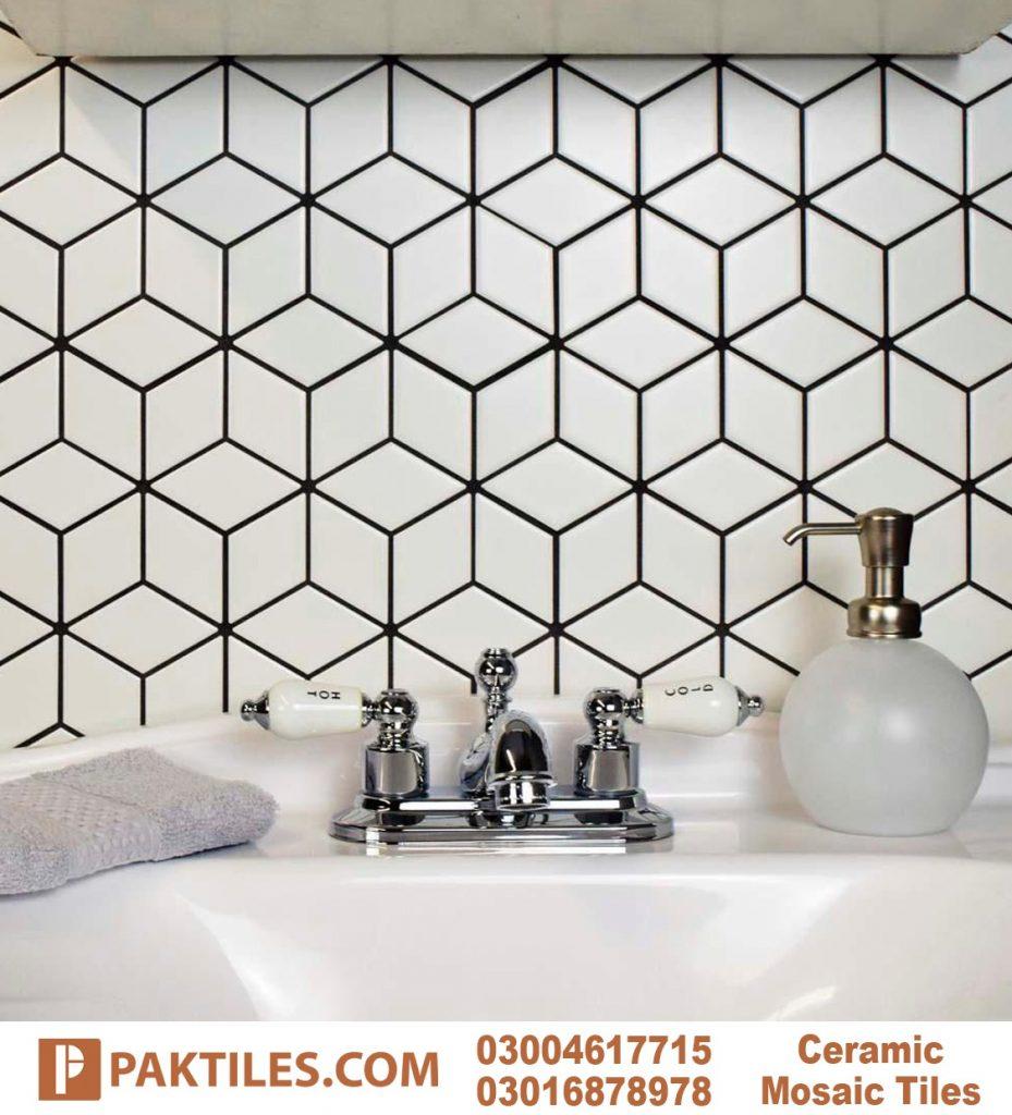 1 Ceramic Outdoor Wall Tiles Design in Pakistan