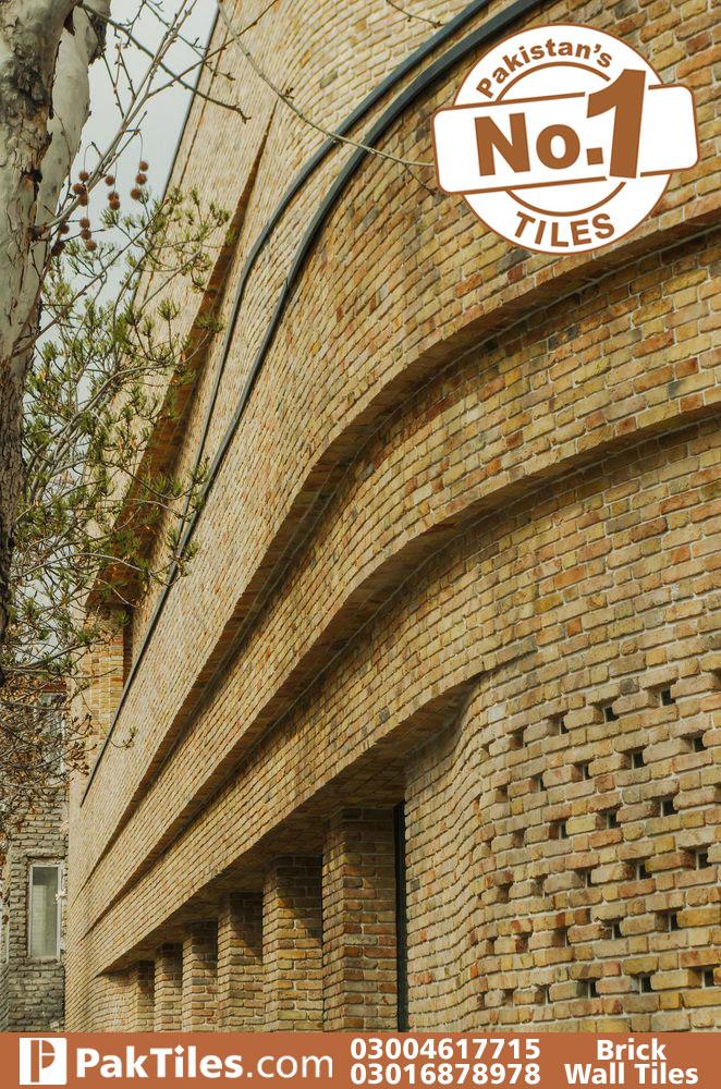 Brick wall tiles in pakistan