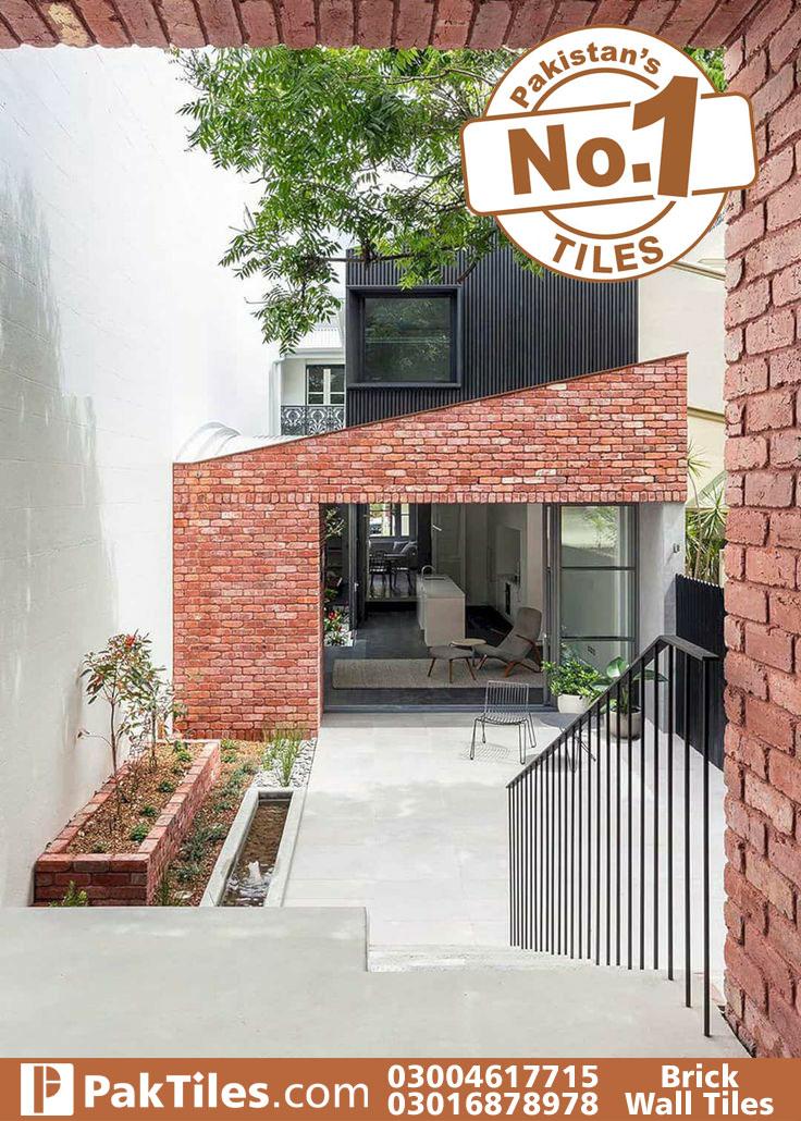 Exterior Brick wall tiles