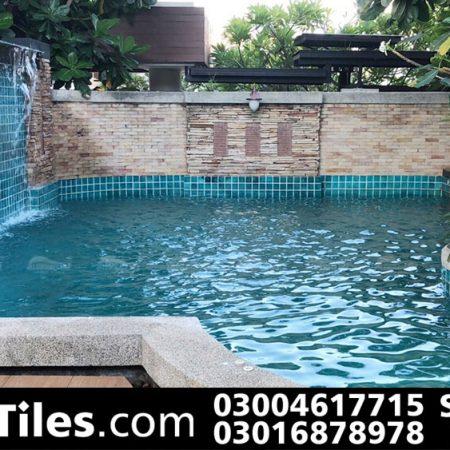 Swimming pool tiles islamabad