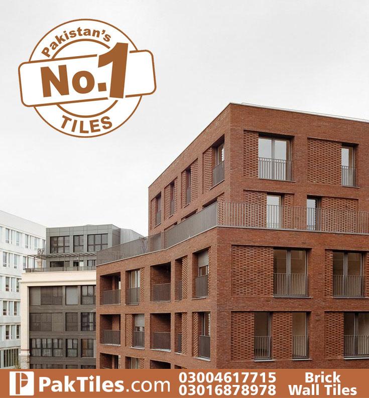 external bricks cladding tiles size