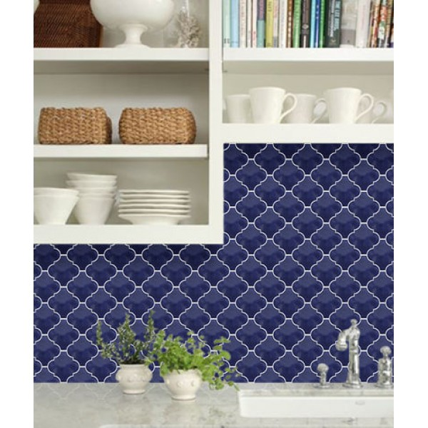 18 Cobalt Blue Kitchen Wall Tiles in Pakistan