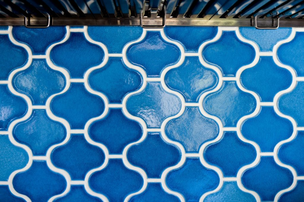 6 Handmade Tiles Blue Wall Tiles in Pakistan