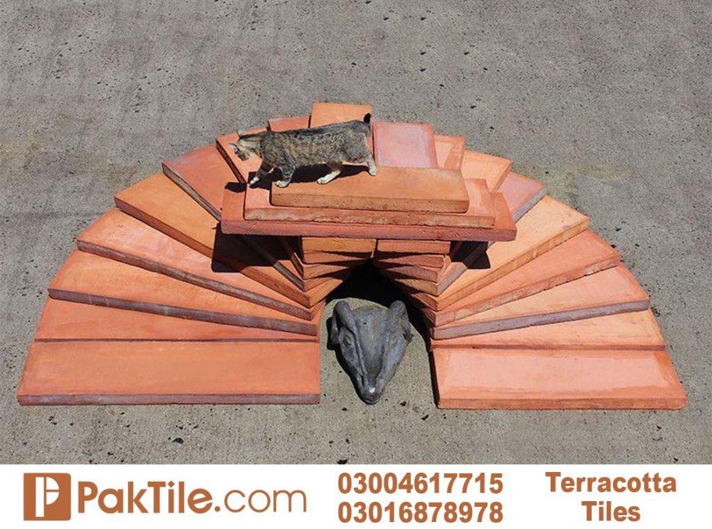 Exterior Red brick wall tiles