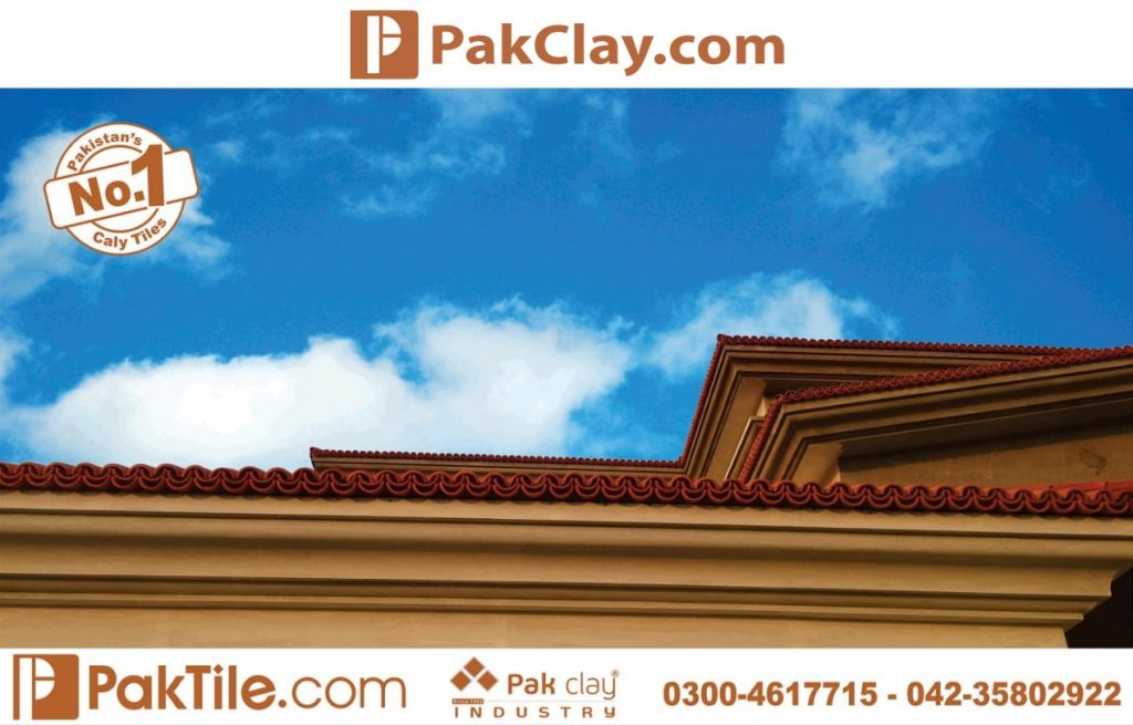 Natural Khaprail Clay Tiles Pakistan