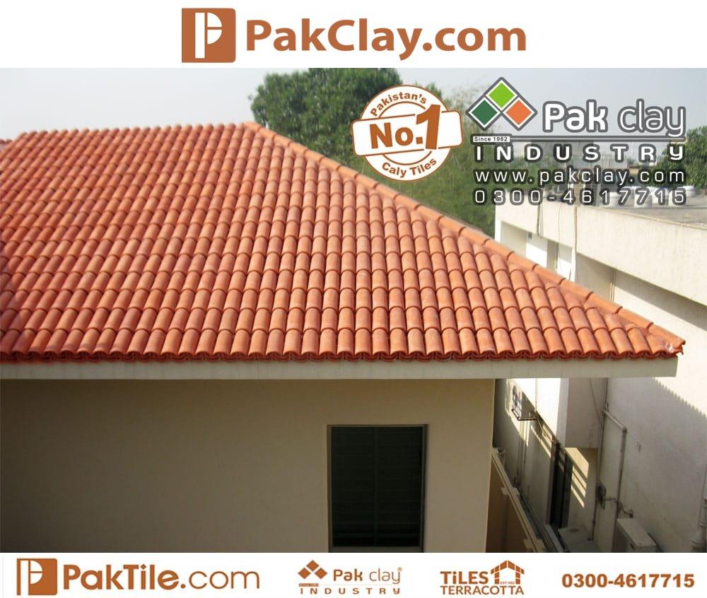 Roof Clay Tiles Pakistan