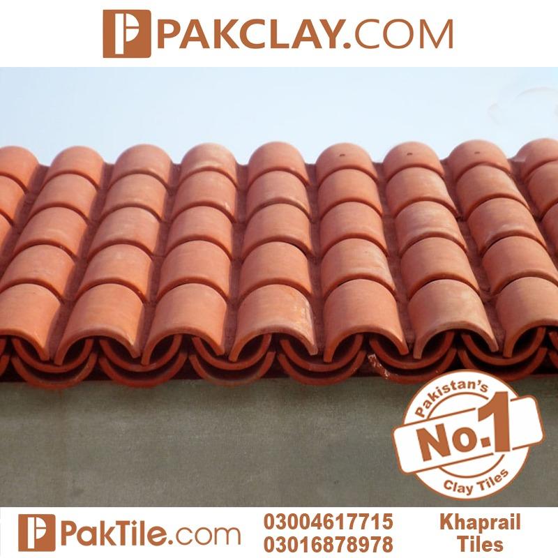 Kagan Khaprail Tiles Texture Clay Roof Tiles