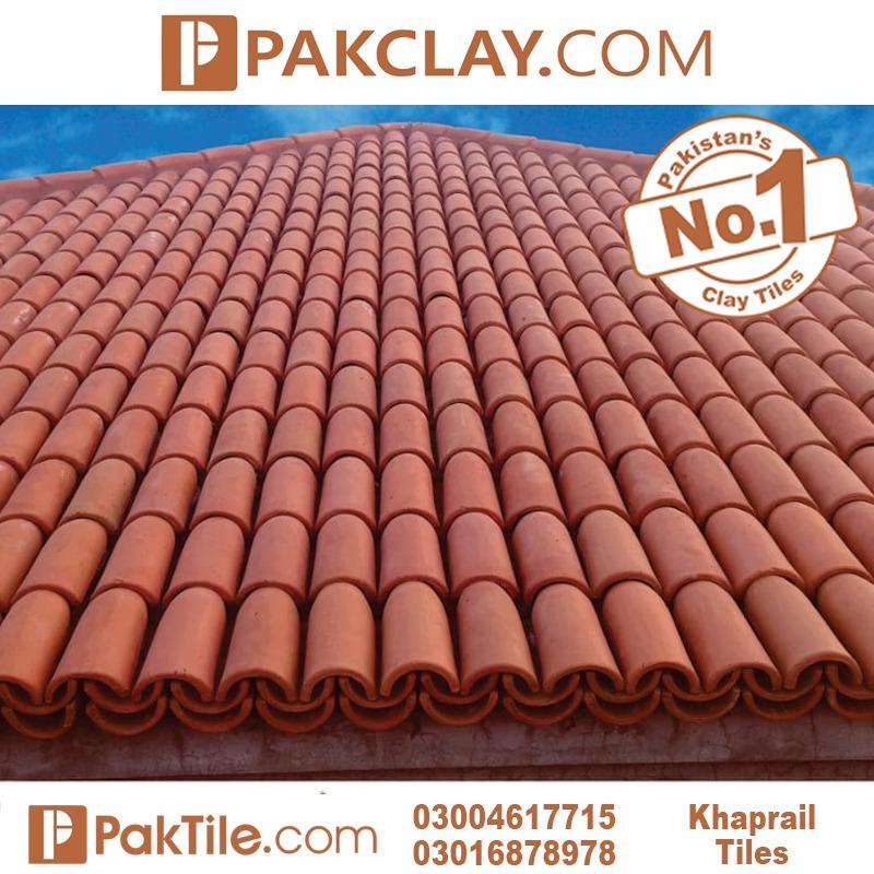 natural clay khaprail tiles in Rawalpindi