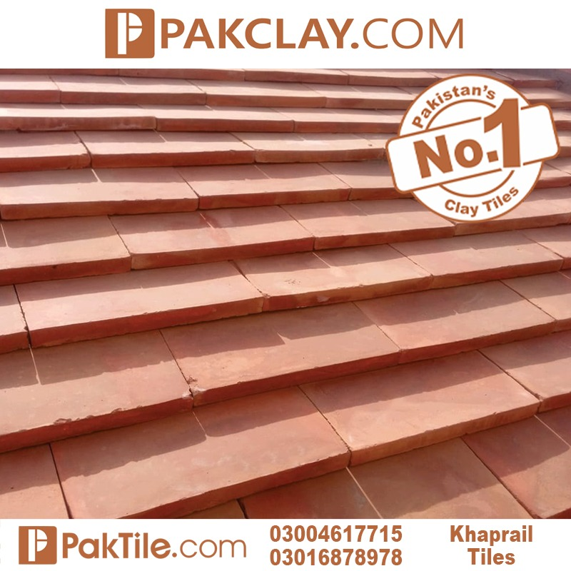 natural clay khaprail tiles price in Islamabad