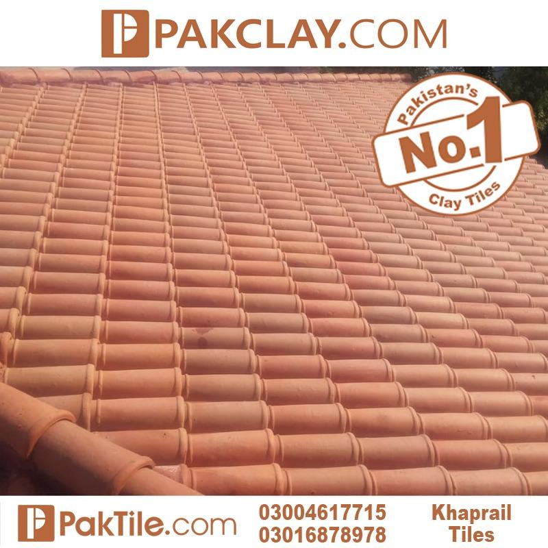 natural clay khaprail tile Islamabad
