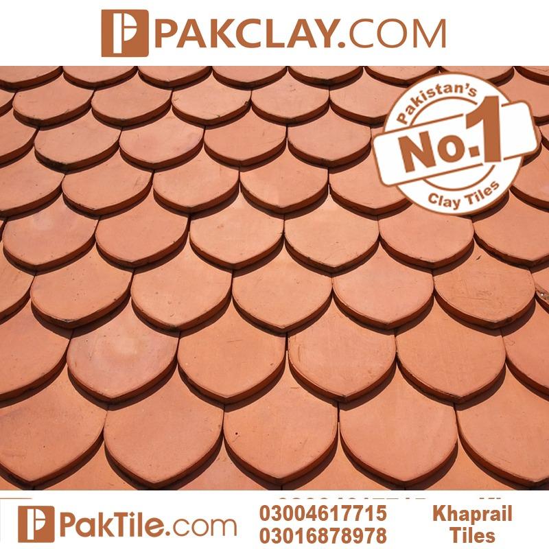 Clay Tiles Khaprail House Design