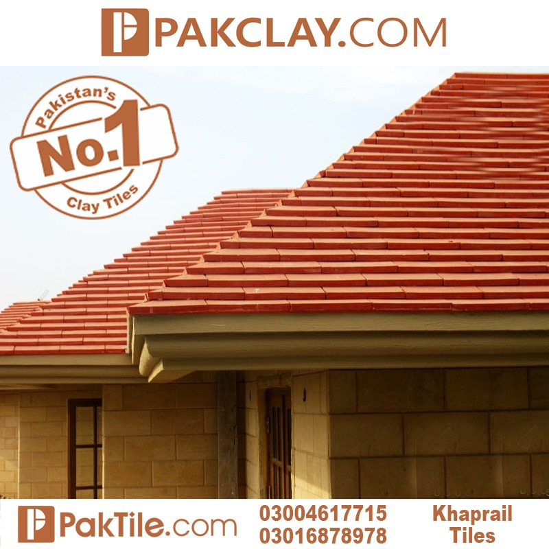 Pak Clay Kagan Bricks Natural Khaprail Tiles Industry