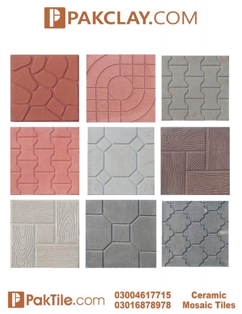 7 Pak Clay Tiles Lahore Concrete Tuff Tiles Design