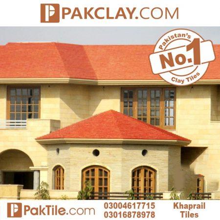 Kagan Terracotta Khaprail Roof Tiles