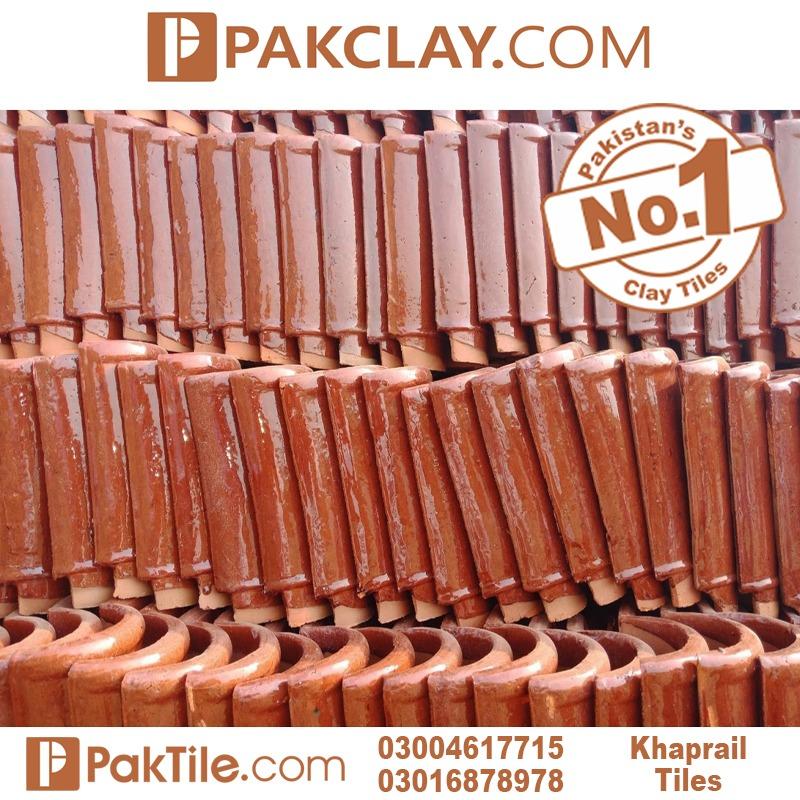Types of khaprail tiles design in Pakistan