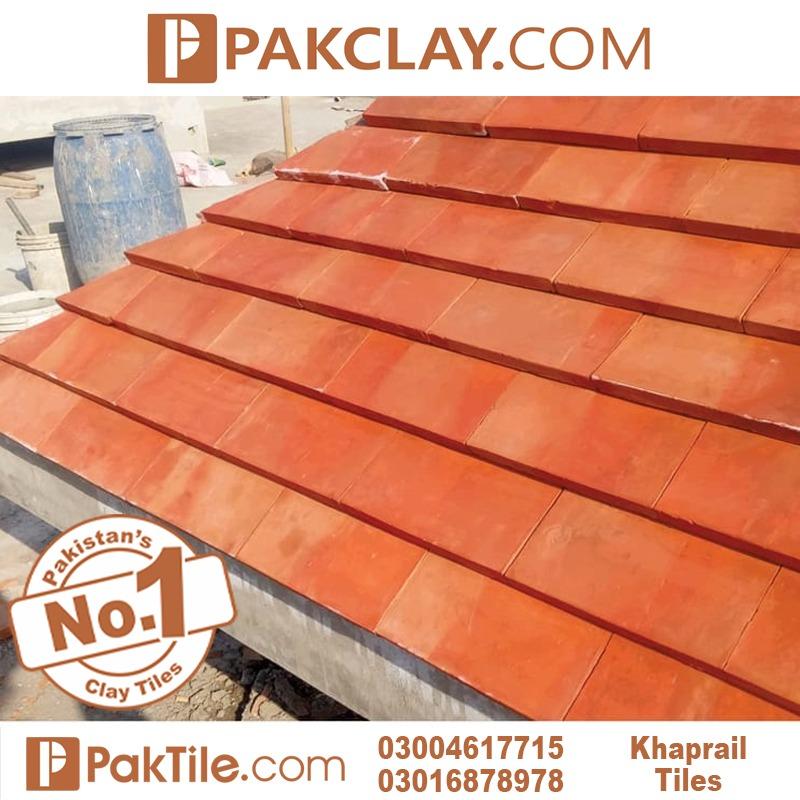 natural khaprail roof tiles design