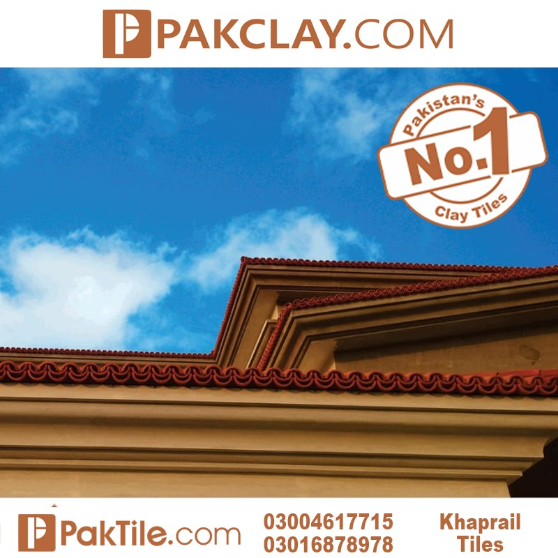 Natural Color Roof Khaprail Tiles Price in Islamabad